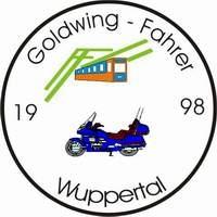 Goldwing-Fahrer-Wuppertal